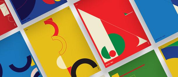 City Poster Series