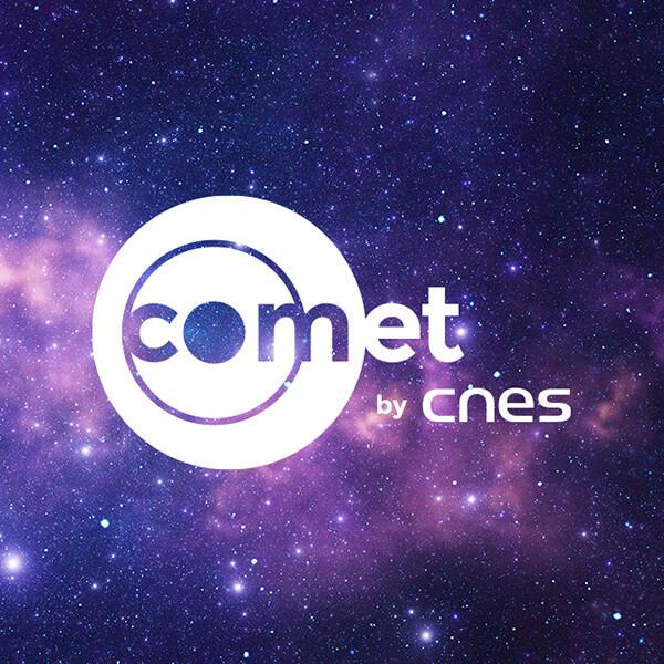 CNES - Comet : identité & UI
