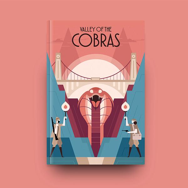 Cobras book