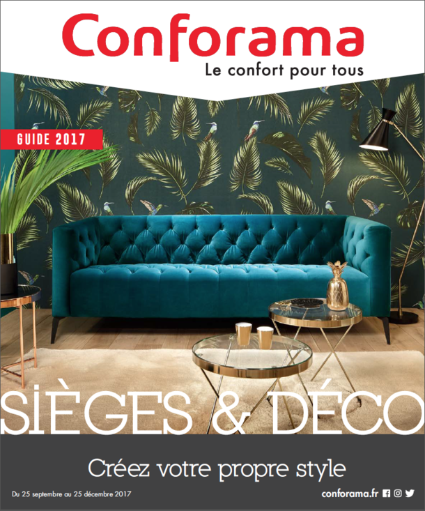 Conforama - Catalogues