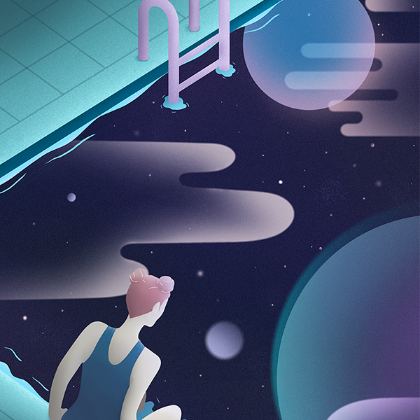 Cosmic Bath