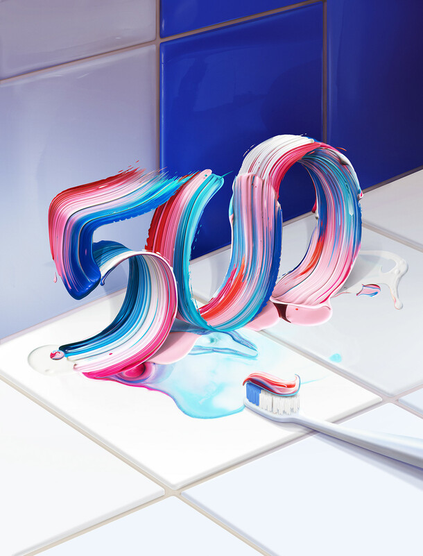 Couverture du Fortune 500