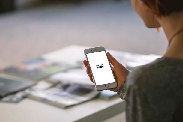 DIOR - App We Are Dior