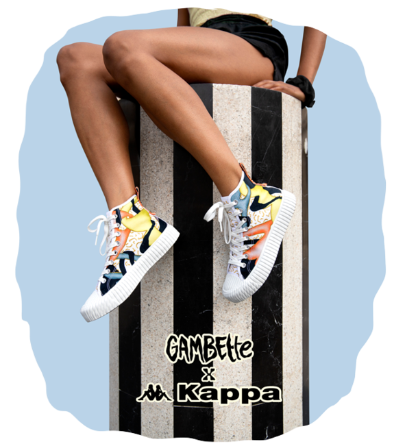 Gambette x Kappa