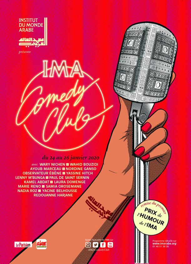 IMA Comedy Club