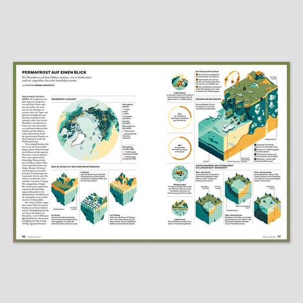 Terra Mater Magazine, Permafrost