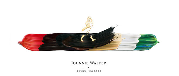 Johnnie Walker x Pawel Nolbert Limited Artist Edition