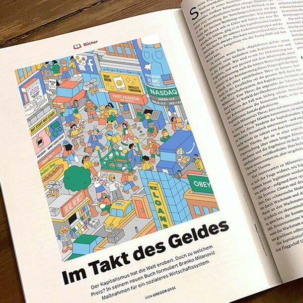 Kulturaustausch Magazine