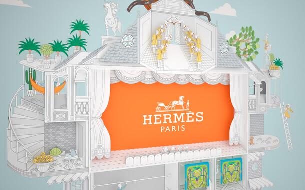 La maison Hermès