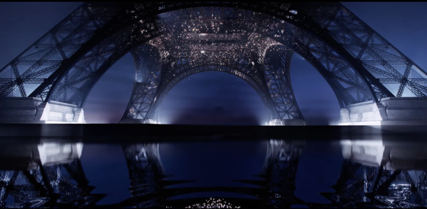 "LANCOME ""CHRISTMAS IN PARIS"""