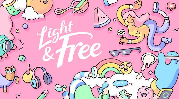 Light & Free