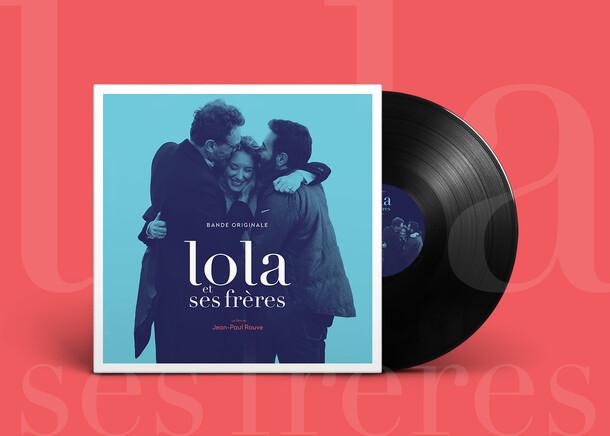 Lola et ses frères - BO