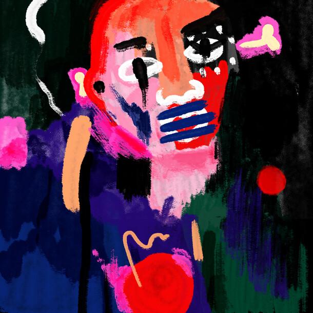 Peinture aborigène 2