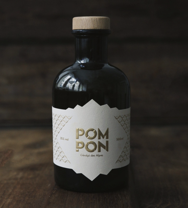 Pompon - Genepi