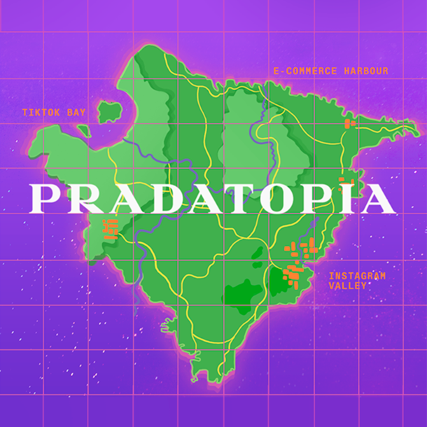 Pradatopia - Prada Beauty