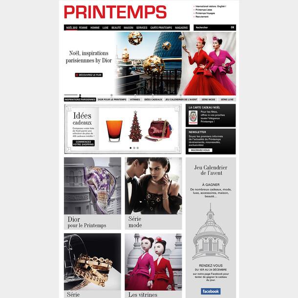 Printemps | Christmas