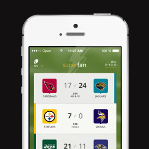 US Sports app