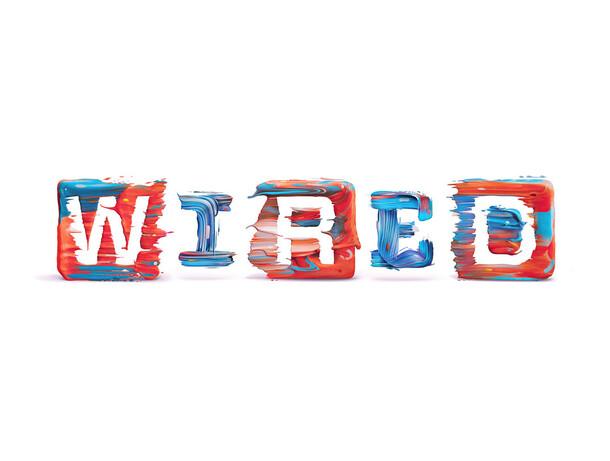 WIRED Masthead Logo