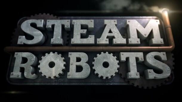 SteamRobots Logo