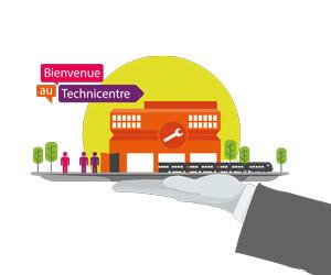 Well'Com SNCF