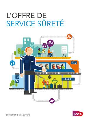 L'offre service sûreté SNCF