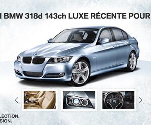 BMW éphémères