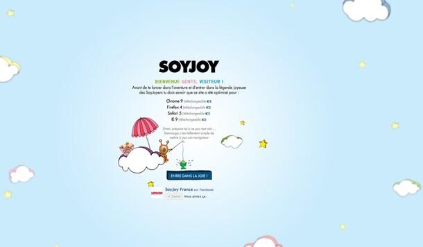 Soyjoy - décalé