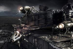 Robots Tank