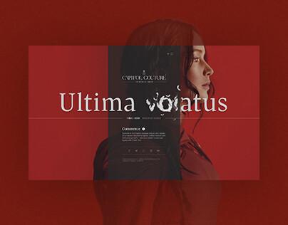 Ultima Volatus