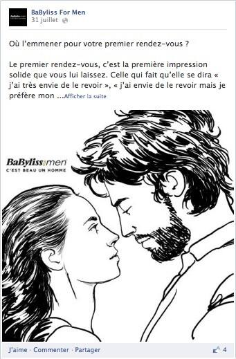 Magazine Têtu x BaByliss for Men