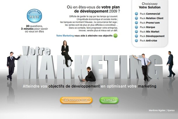 Votre Marketing