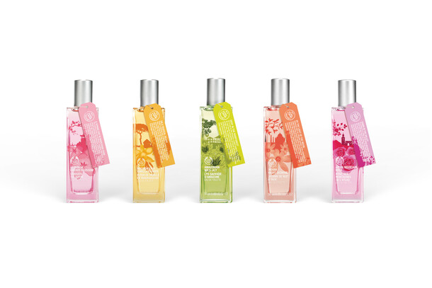 The Body Shop | Scents of the World