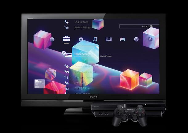 "Sony PlayStation™ ""Bad Pixels"" Theme"