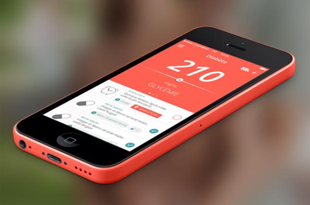 Application iOS Diabète