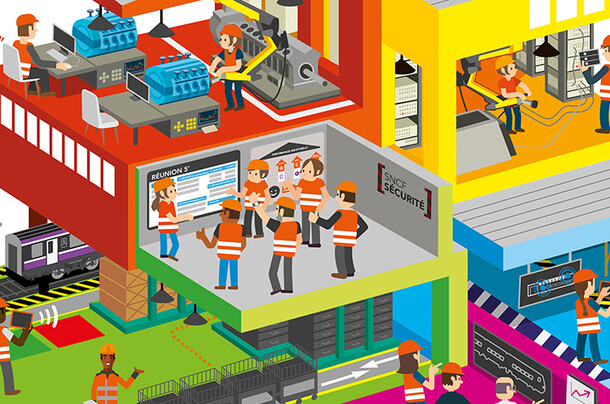 Les Technicentres du Futur