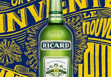 Ricard - Les blasons