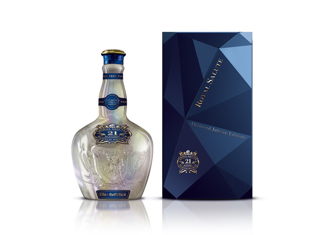 ROYALE SALUTE - Diamond Jubilee 21 year old