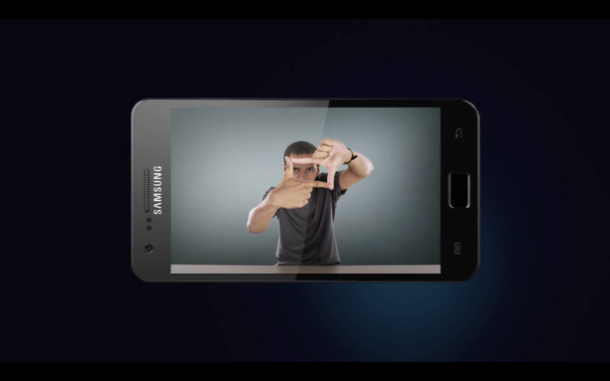 Samsung - Unleash your fingers