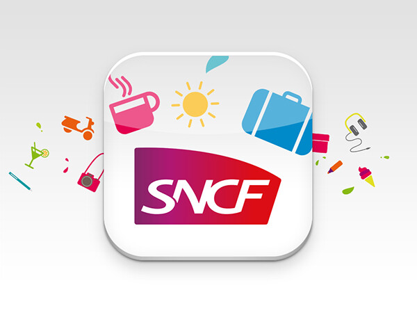 SNCF Ipad Application