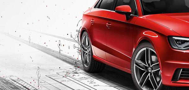 The all-new Audi A3 Sedan