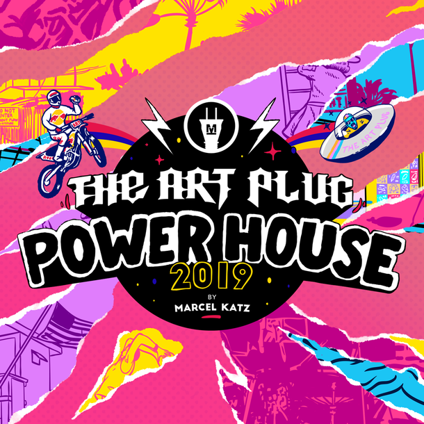 The Art Plug Power House