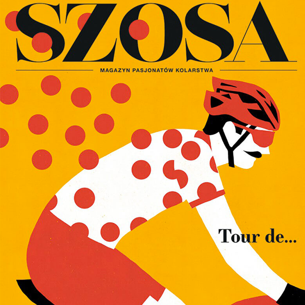 TOUR DE FRANCE / SZOSA MAGAZINE