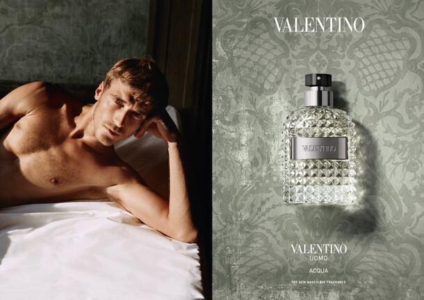 Valentino Parfum Uomo and Donna