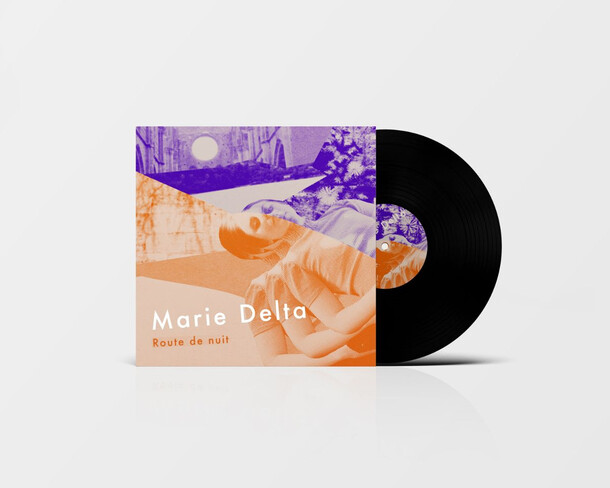 Couverture d'album - Marie Delta