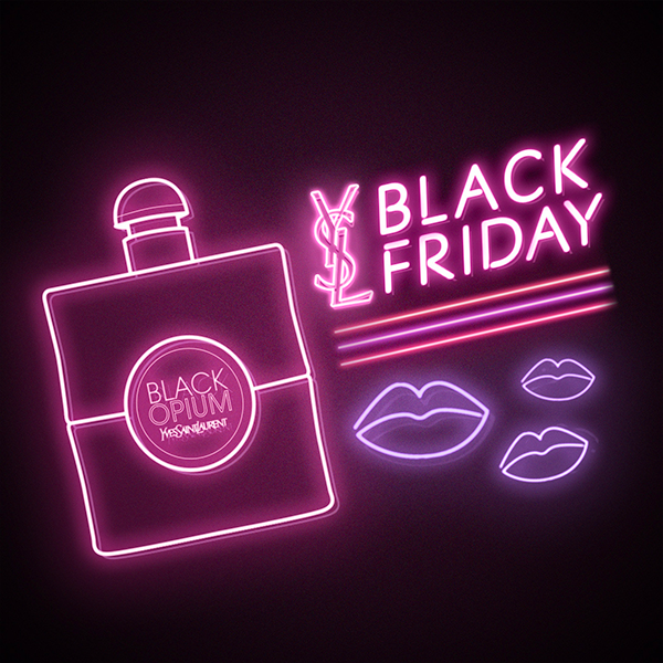 YSL BEAUTY - Black Friday
