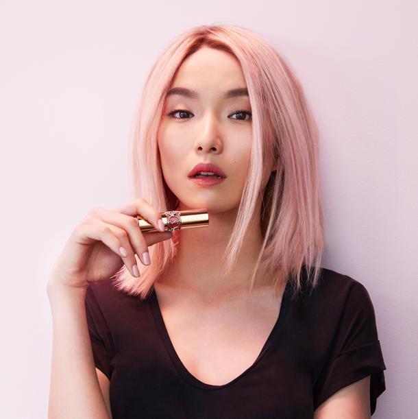 YSL Beauty - Asian Campain