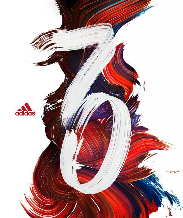 70 ans Adidas Chine