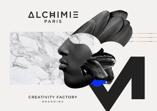 Alchimie Paris Agency / Branding