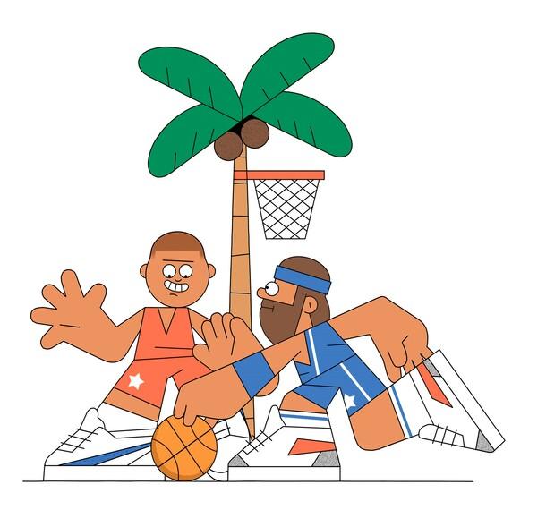 Apple App Store - NBA All Star Weekend