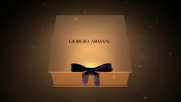 Armani Elegance is a gift